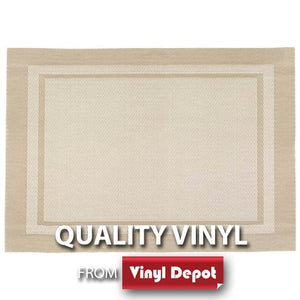 d-c-fix Square Beige Placemat Set of 2