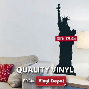 d-c-fix O´Deco New York 3D Foam Shape Wall Stickers