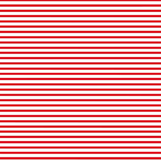 d-c-fix Stripes Red/White Placemat Set of 2