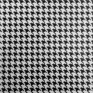 Vinyl Depot Self-Adhesive Houndstooth 450mm/m