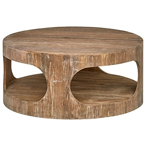 Stone & Beam Miramar Cutout Coffee Table, 39.4