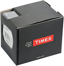 Load image into Gallery viewer, Timex Girls TW7C12200 Time Machines Purple/White Sport Elastic Fabric Strap Watch
