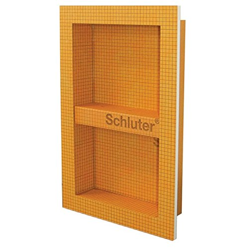 Schluter KERDI-BOARD-SN: Shower Niche (with shelf) 12