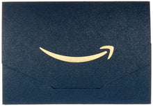 Load image into Gallery viewer, Amazon.com Gift Card in a Mini Envelope (Navy and Gold)