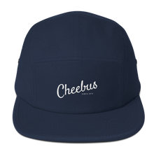 Load image into Gallery viewer, Cheebus Five Panel Cap
