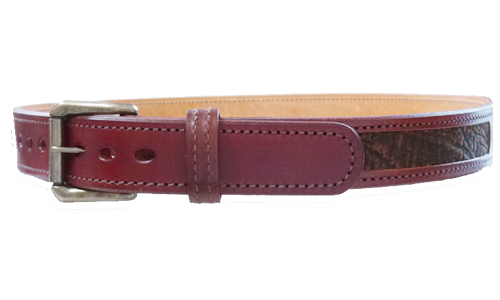 Elephant inlay Gun Belt - armourbelts.com