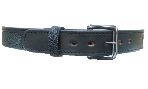 Sharkskin inlay Gun Belt - armourbelts.com