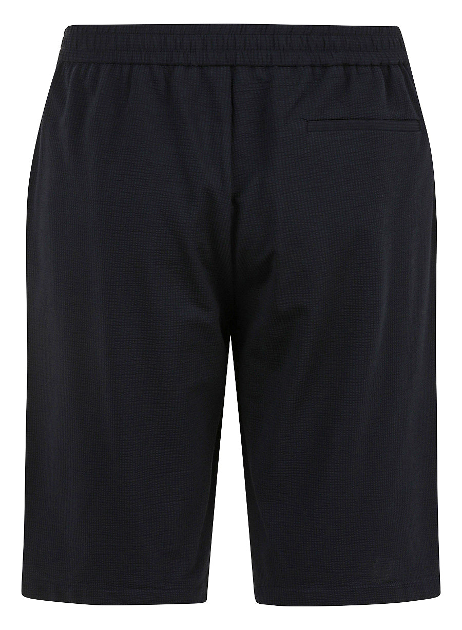 Casual coolmax seersucker shorts