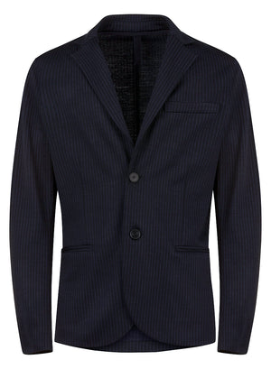 Jet tropical wool blazer