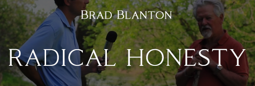2. Radical Honesty by Brad Blanton