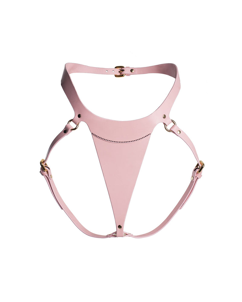 "Harness ""Belle"" Pink"