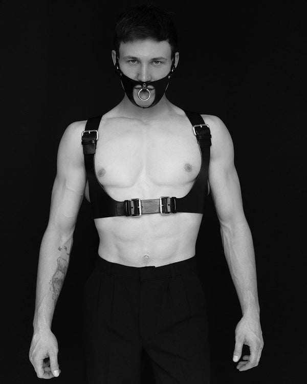 "Harness ""Bruce"" Black"