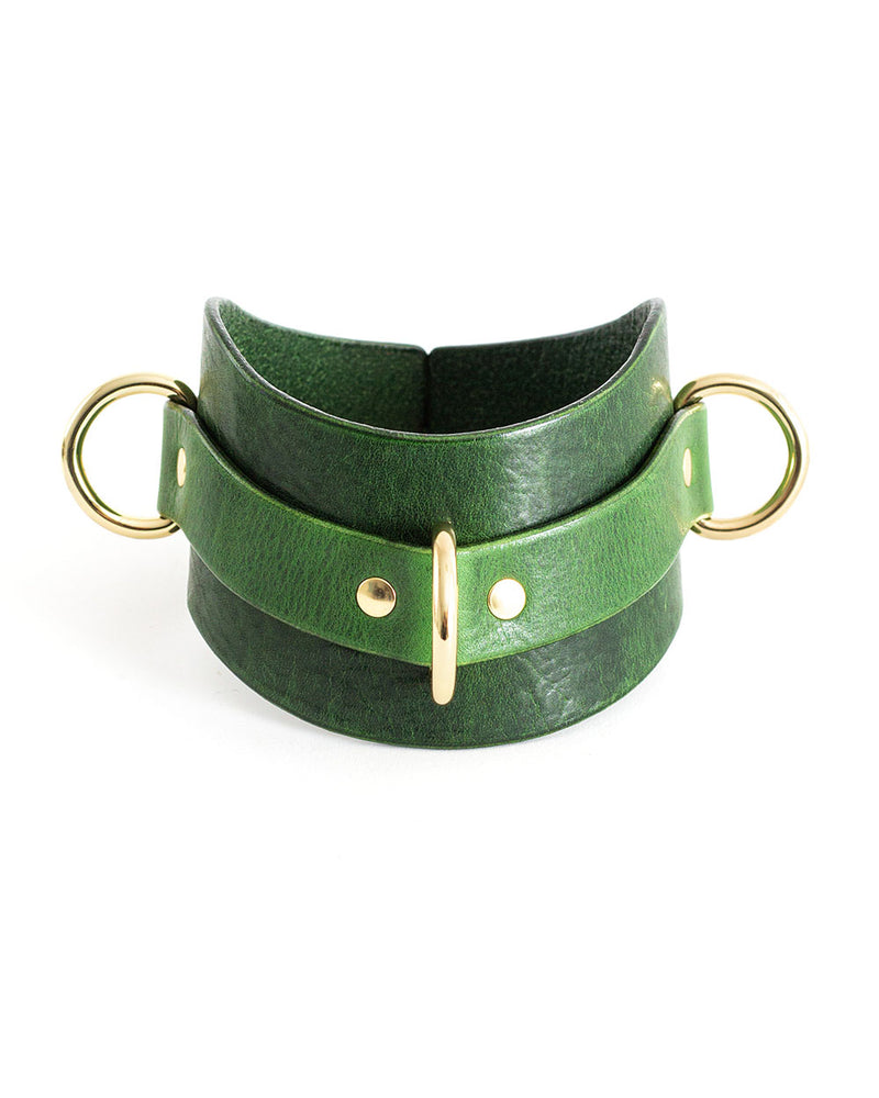 "Collar ""Urania"" Green"