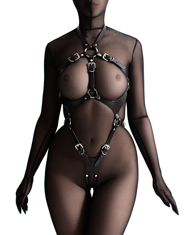 "Harness ""Ora"" Black"