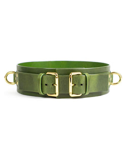 "Belt ""UNO"" Green"