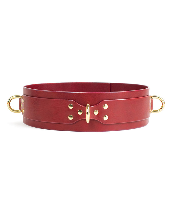 "Belt ""UNO"" Red"