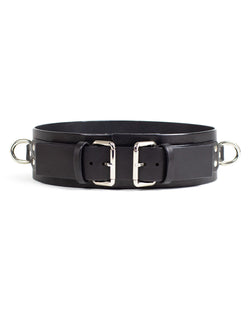 "Belt ""UNO"" Black"