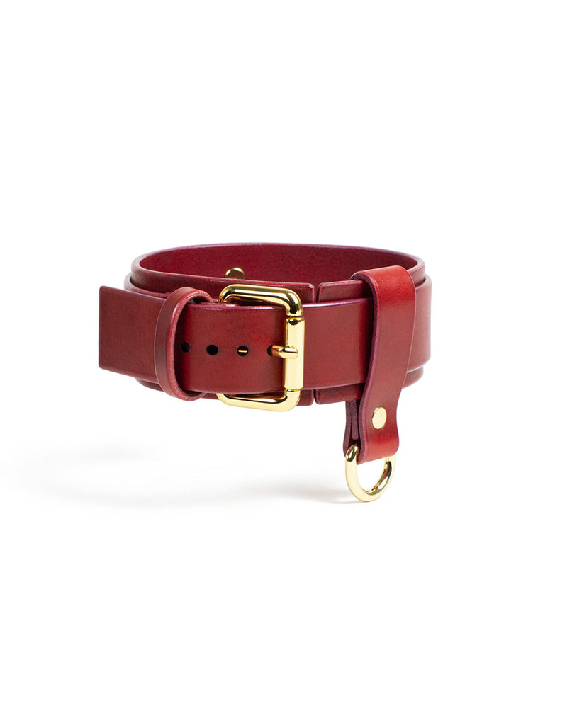 "Collar ""UNO"" Red"