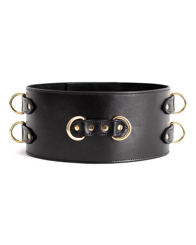 "Belt ""Dita"" Black"