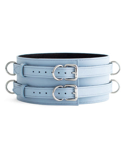 bdsm leather belt