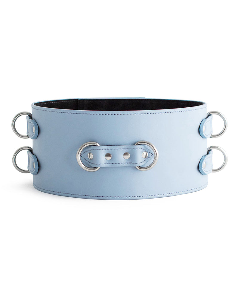 "Belt ""Dita"" Light Blue"
