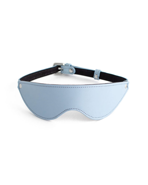 "Blindfold Mask ""Dita & Aura"" Light Blue"