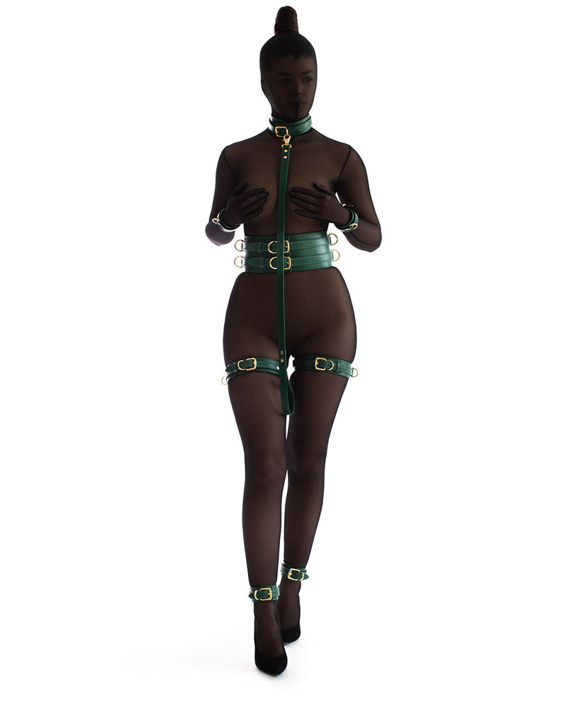 "Set ""Dita"" Emerald"