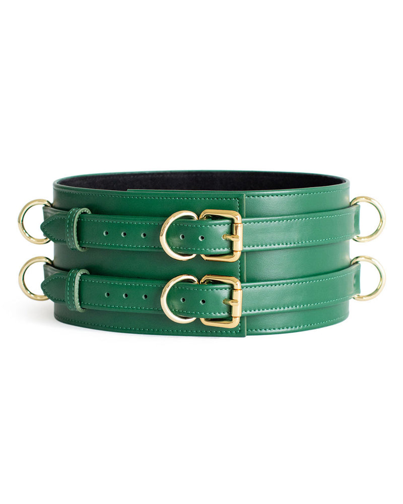 "Belt ""Dita"" Emerald"