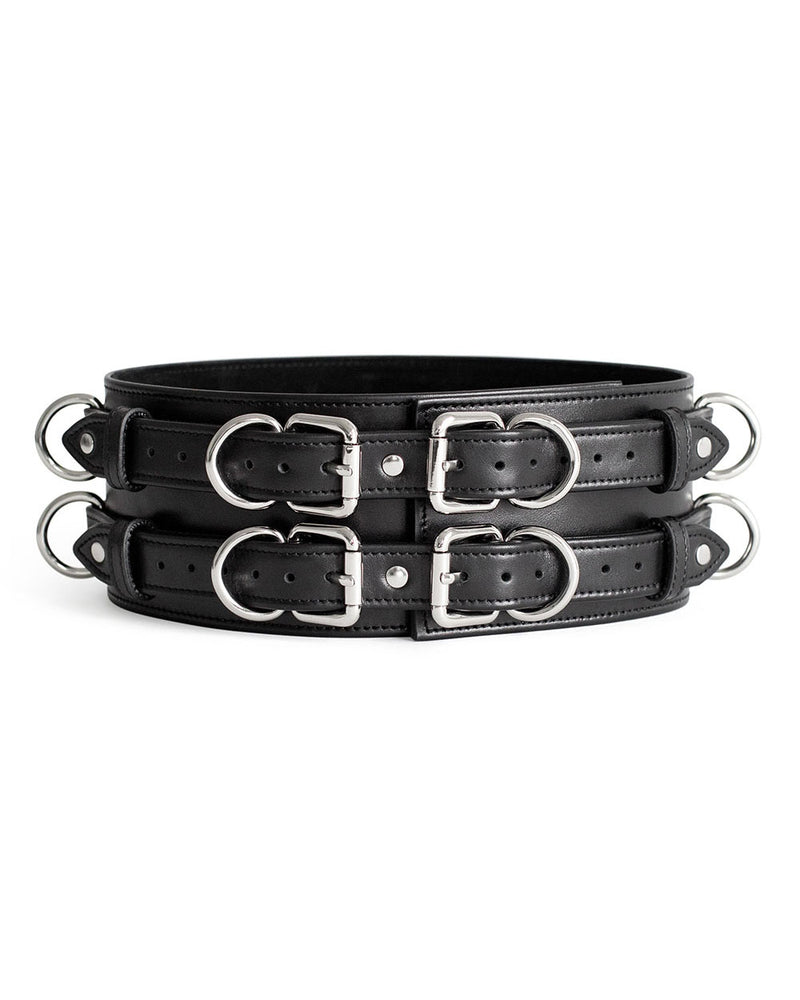 leather belt by anoeses