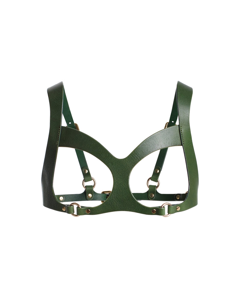 "Harness ""Belle"" Green"