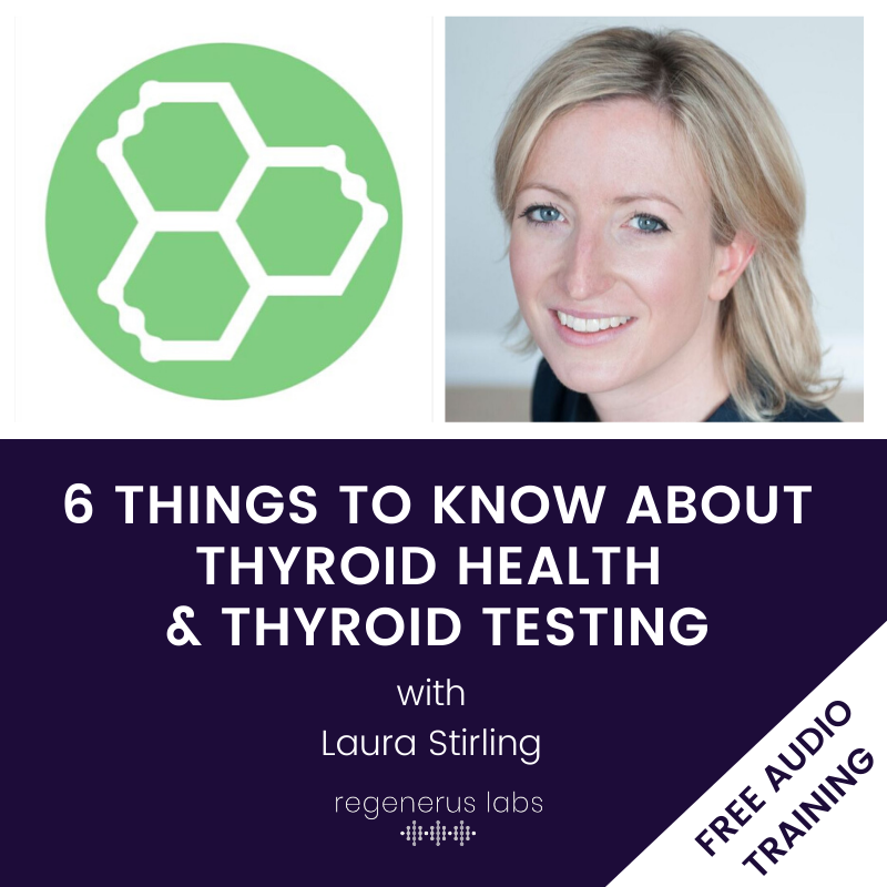 Thyroid FAQs with Laura Stirling