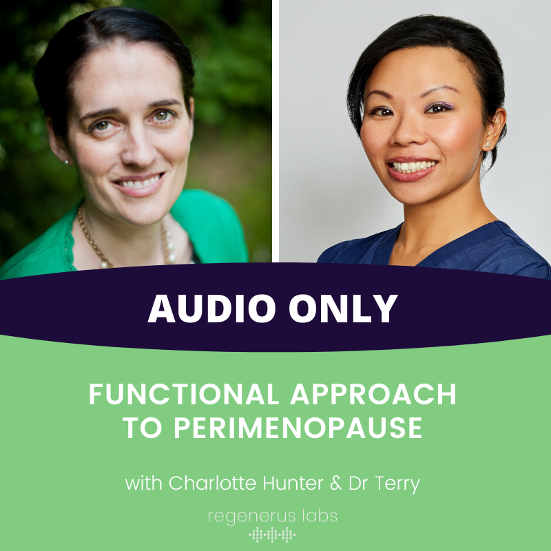 Functional approach to perimenopause