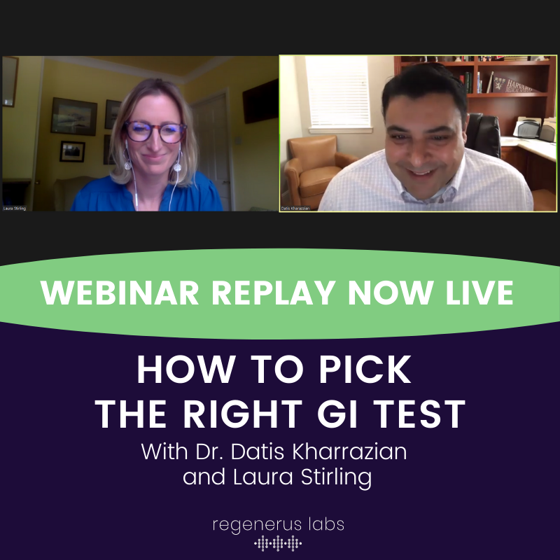 How to pick the right GI test