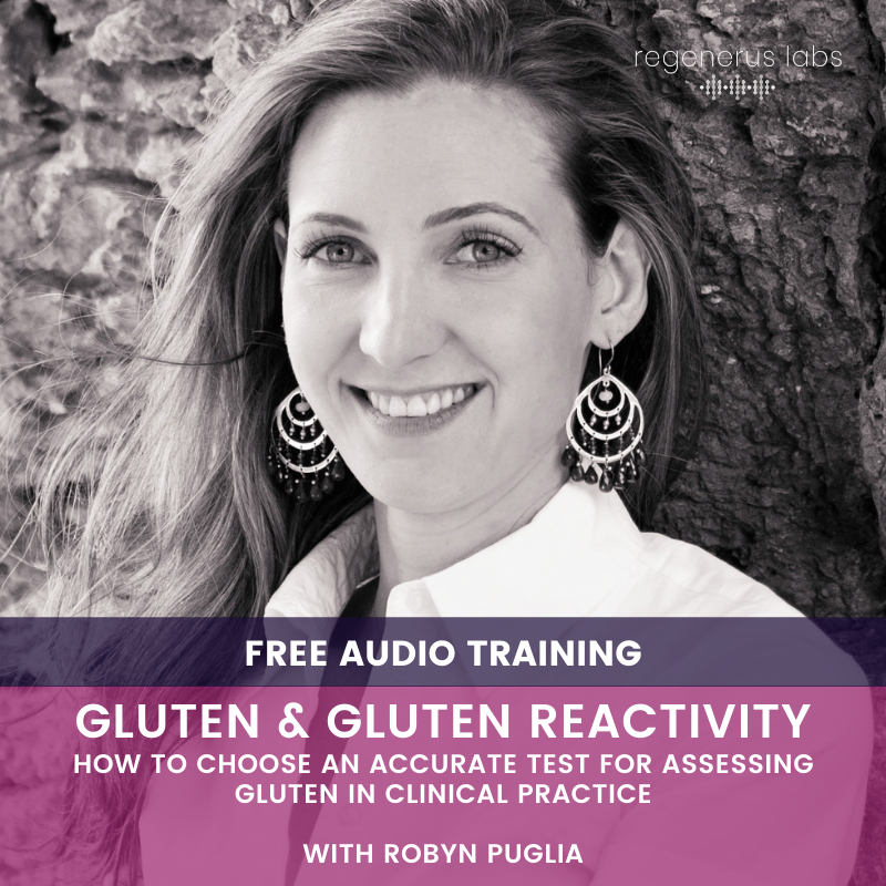 Testing for Gluten & Gluten Reactivity