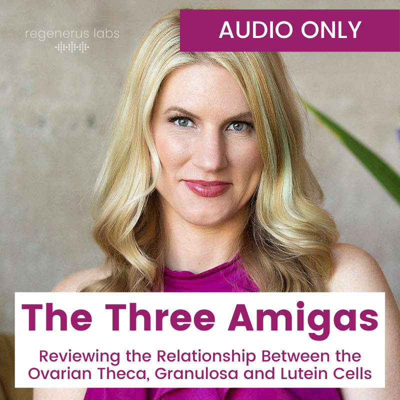 The Three Amigas with Dr Carrie Jones - Audio