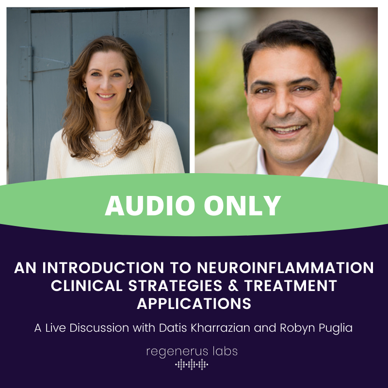 Neuroinflammation Clinical Strategies and Treatment Applications - AUDIO