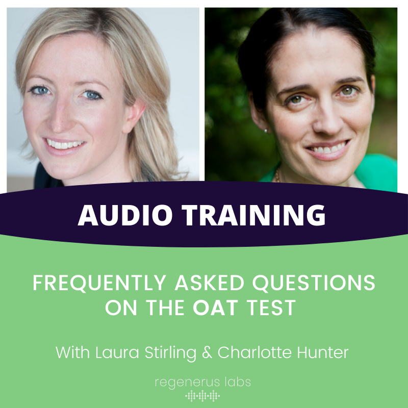 OAT FAQ'S with Laura Stirling & Charlotte Hunter