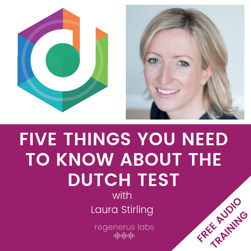 Five things you need to know about the DUTCH test