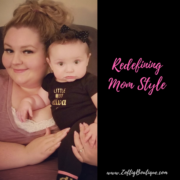 Redefining Mom Style