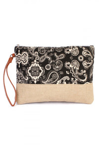 Paisley Cosmetic Bag