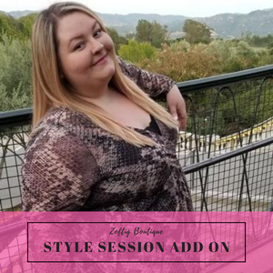 Style Session Add-On