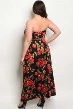 Load image into Gallery viewer, Tube Top Maxi Dress
