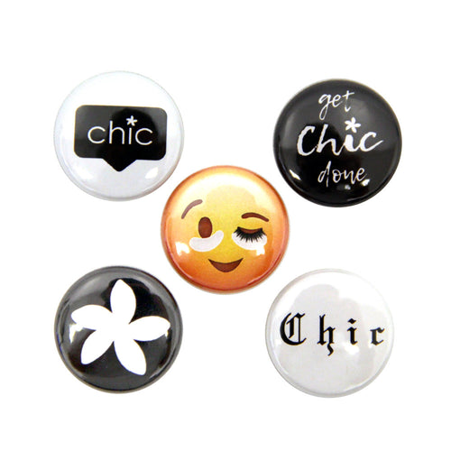 Chic Buttons