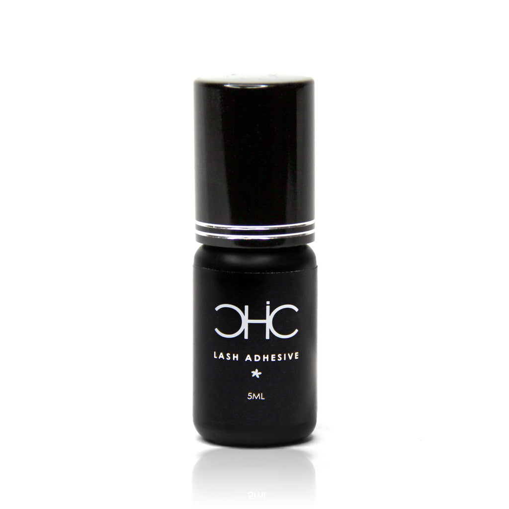 Chic Black Adhesive