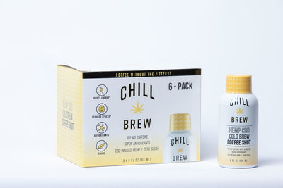 Chill Brew Coffee Shots - 6 Pack