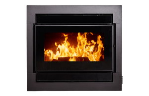 Kent Calisto Medium Insert Wood Fire