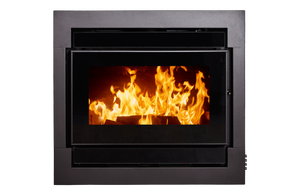 Kent Calisto Small Insert Wood Fire