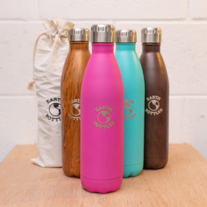Earthbottles Water Bottle 750ml (1957410439219)