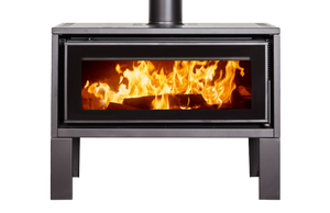 Maxiheat Geo Freestanding Wood Fire (2106373734451)