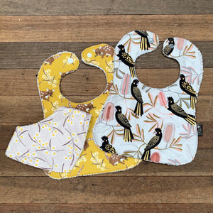 Local Made Baby Bib (4437832237145)